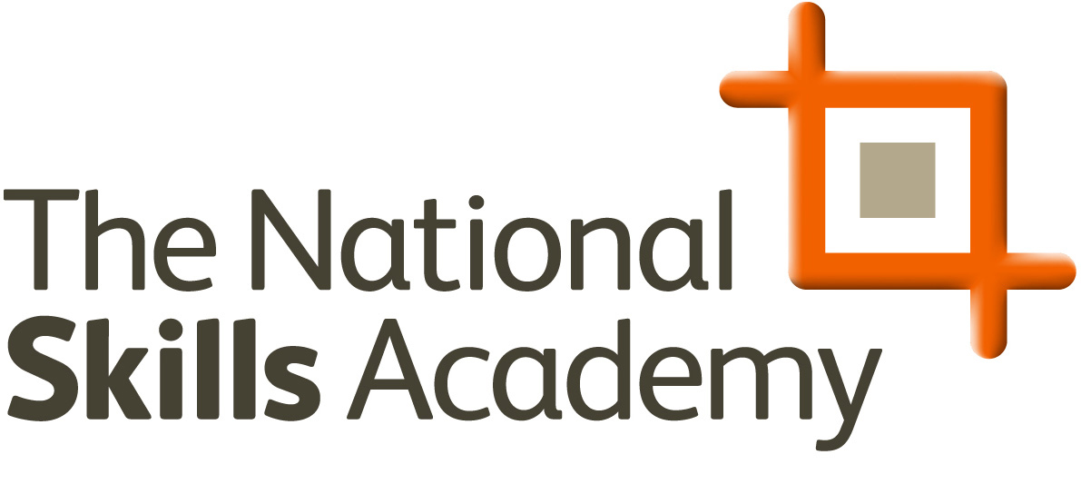 National Skills Academy logo and link to website